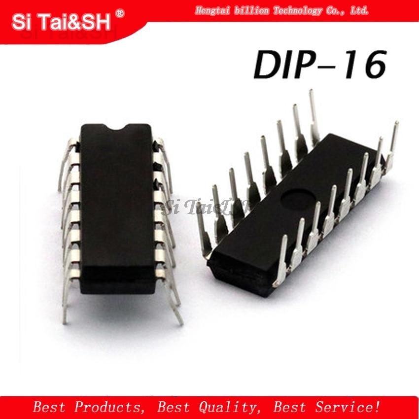 10pcs/lot PT2399 DIP16 PT2399 DIP DIP-16 New And Original IC