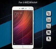 Protective film 9H Premium Tempered Glass Screen Protector For Xiaomi MAX Redmi NOTE 1S 2 3 4 5 PRO 5S Plus