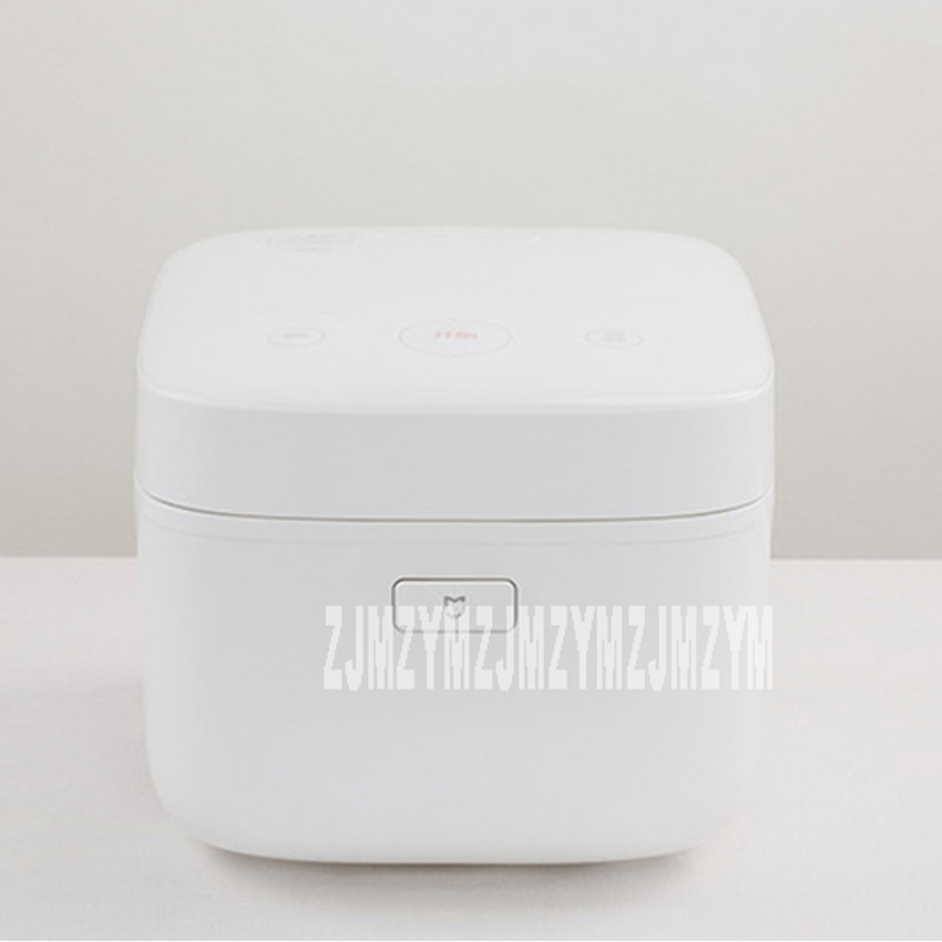 220V / 1130W intelligent home wifi rice cooker 3L alloy heating pressure cooker home rice cooker phone APP WiFi control mini electric pressure cooker intelligent timing pressure cooker reservation rice cooker travel stew pot 2l 110v 220v eu us plug