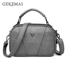 6 Colors Luxury Handbags Ladies Designer Leather Shoulder Crossbody Bags for Wom