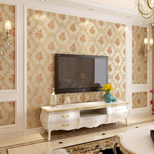 European Damask Floral Wall Papers Home Decor Luxury Wallpaper Roll for Living Room Bedroom Walls Contact Papel Mural sale european simple luxury beige gold damask wallpaper for walls 3 d classic deep embossed tv room living room wall paper home