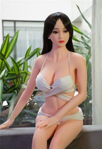 Image 4 - 165cm 87B# Love Doll  exquisite big breast TPE sex doll male realistic vaginal oral ass TPE With Skeleton