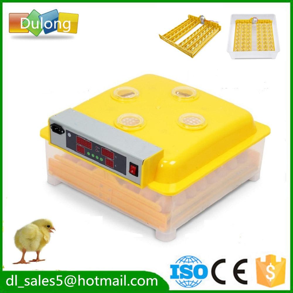 Mini Cheap 48 Egg Incubator  Automatic temperature humidity control