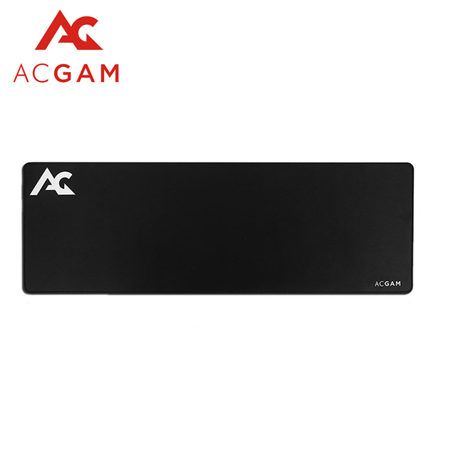 ACGAM P07 Precision Cloth Gaming Mouse Mat Washable 4mm Ultra Thick Extended Water-Resistant Great For Gaming Comfortable Feel