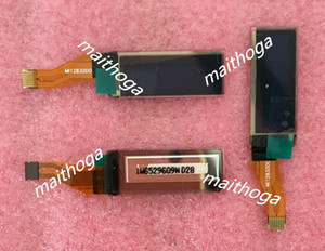 maithoga 0.91 inch 8PIN SPI White OLED Display Screen SSD1306 Drive IC 128*32 IIC Interface Plug-in
