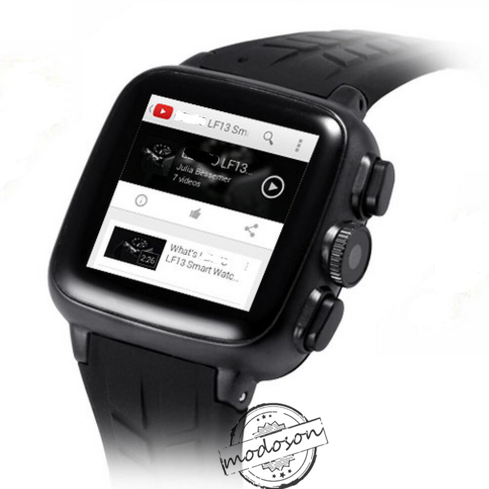 Android Smart Watch phone M3 with SIM+GPS+3G+WiFi+GPRS+ ...
