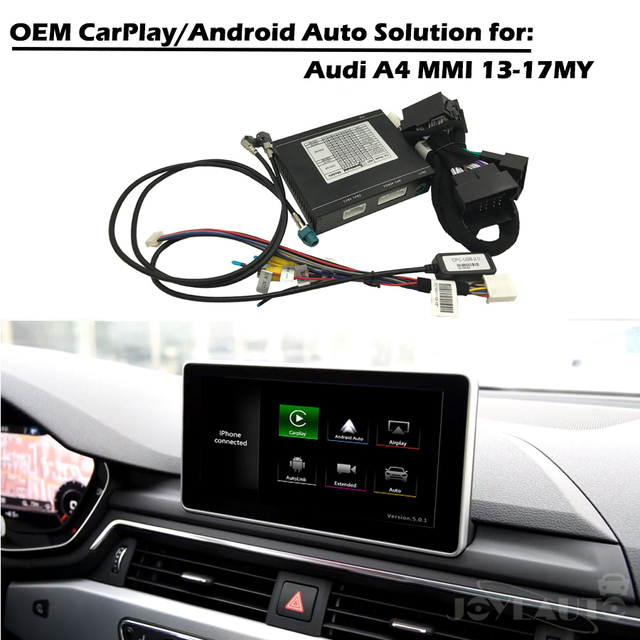 CarPlay Interface Smart CarPlay Box A MMI G G OEM Apple Carplay - Audi car play
