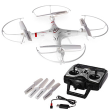 RC Drones 2.4GHz 4CH 6-Axis Quadcopter Headless Mode Drone Dron Auto-return 898B Helicopter VS X5C-1 X800 X5SW RC Drone