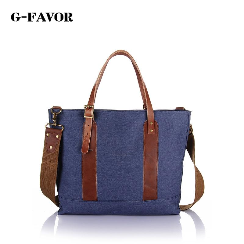 New Fashion high quality Canvas mens Casual Shopping Handbag Women Messenger Bags big capacity tote bag Shoulder Crossbody bags