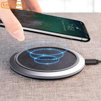 Torras Original Qi Wireless Charger For IPhone X 8 8plus Slim Fast 10W USB Wireless Charging