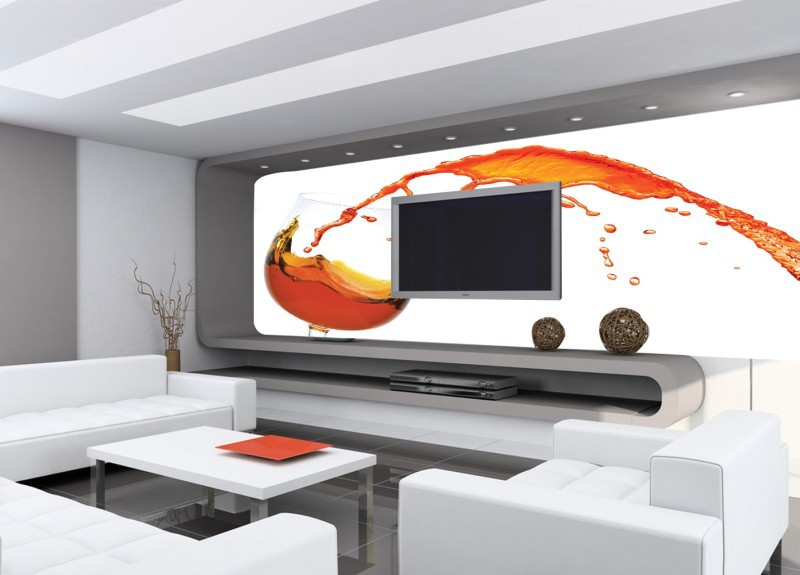 Furniture Design Living Room 3d aliexpress : buy custom 3d photo morden tv background design