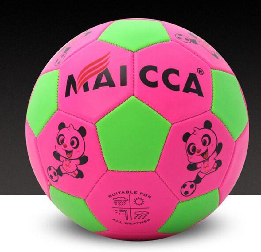 18f422832cc Soccer Ball 3 Size Sewing machine Football Ball PU Youth Student Training  Balls +GAS Needle 1 PCS