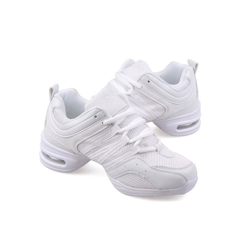 2019 Hot Sports Feature Soft Out Sole Breath Dance Shoes Sneakers For Woman Practice Shoes Modern Dance Jazz Shoes Discount
