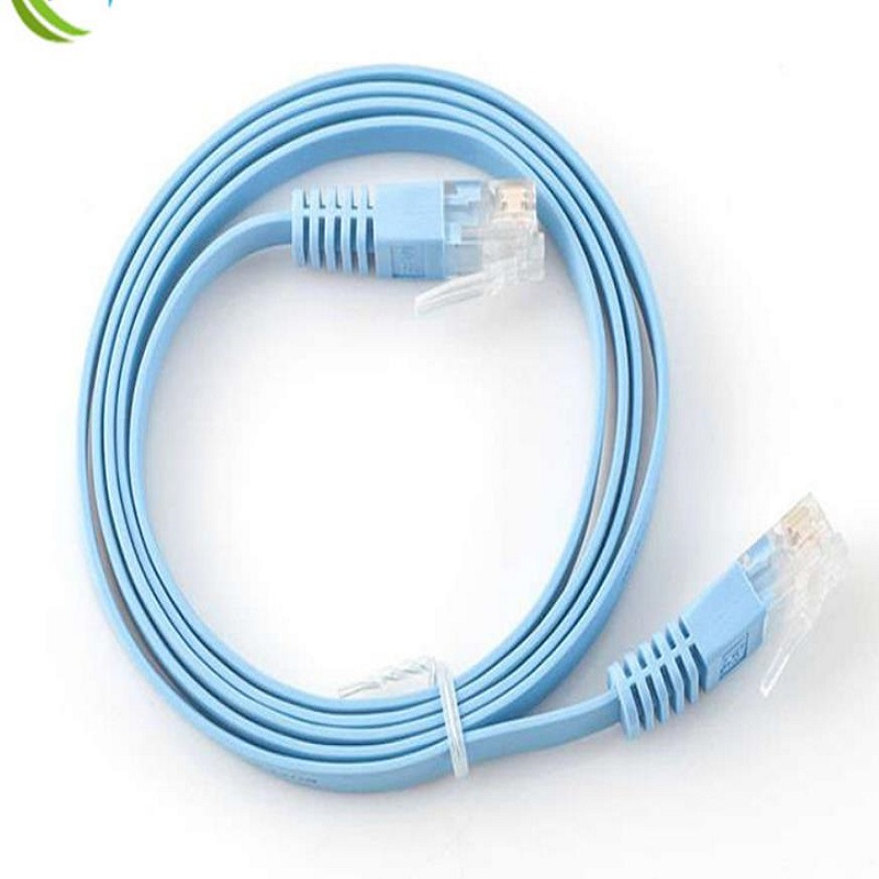 mza01 Super six types of non shielding network line finished network line over testing oxygen free