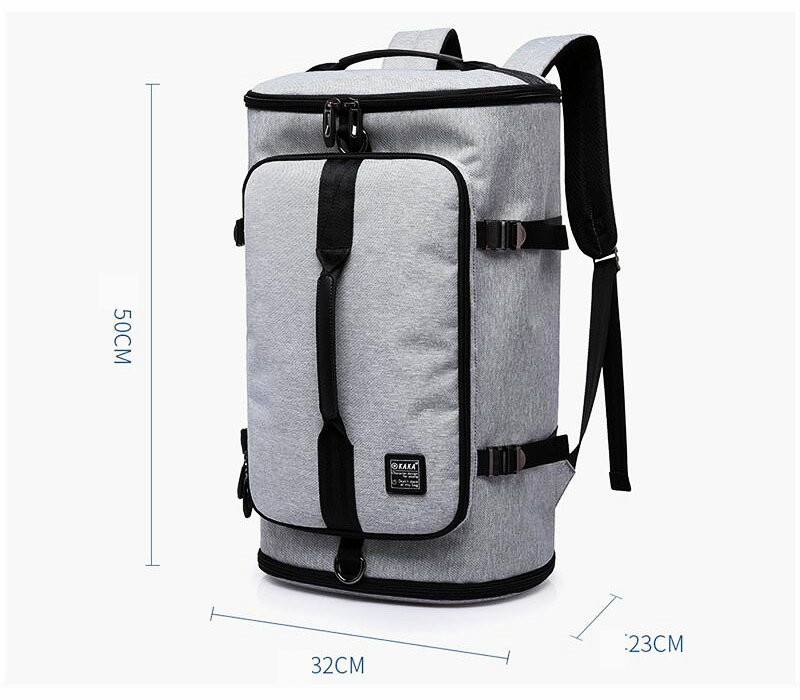 bdc2462e6035 ... Travel Leather Bag Waterproof Oxford Sport Backpack Boy Large Capacity  Gym Handbag. AXT1 AXT2. AXT3. AXT4 AXT5. AXT6. Name Men women gym backpack