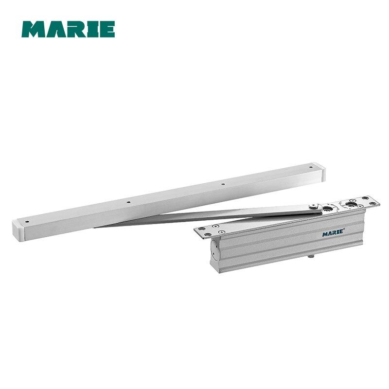 6403 Marie Buffer Door Closer Home Hydraulic Door Spring Automatically Close The Artifact Positioning 60kg 85kg Door Closers Aliexpress