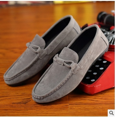 2017 Hot mens Casual Shoes mens canvas shoes for men shoes men fashion Flats Leather brand fashion suede Zapatos de hombre 36-44