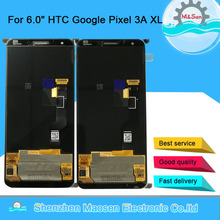 """M&Sen For 6.0"""" HTC Google Pixel 3A XL LCD Display Screen Touch Panel Screen Digitizer For 6.0"""" HTC Google Pixel 3A Display"""