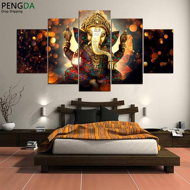 Online Shop Canvas Painting Wall Art Home Decor For Living Room Hd