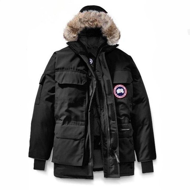 90% White Duck Down Men Down Jacket Men Winter 2019 Top High Quality Winter Coat Mens Thick Casual Goose Tooling Outdoor Jackets