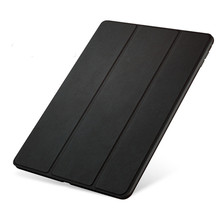PU Leather Tablet Case With Silicone Back