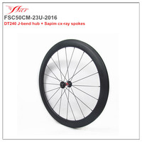 Highend Carbon Clincher Wheelset 50mm Rims With Basalt Braking Surface 100 Hand Built Carbon Wheels With