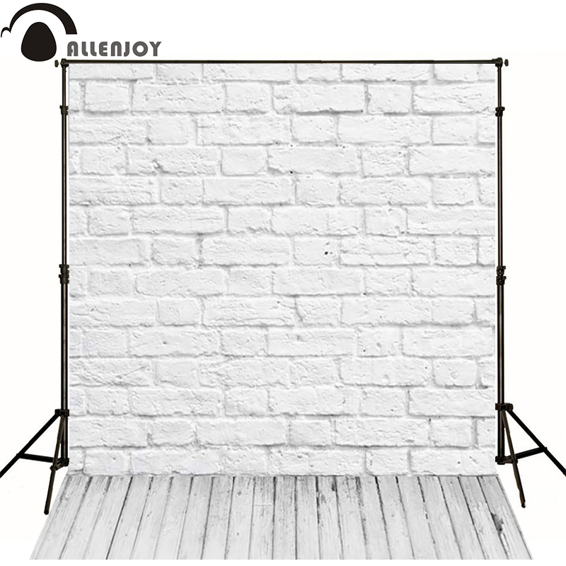 Allenjoy Photographic background Wood brick wall white minimalist newborn photography photocall camera fotografica wood kate photographic background wood paneled walls of old letters newborn photography photocall interesting camera fotografica
