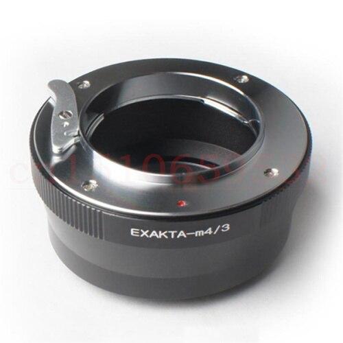 Exakta-M4/3 Lens pour Micro 4/3 M4/3 Adaptateur EP-2 GF2 G1