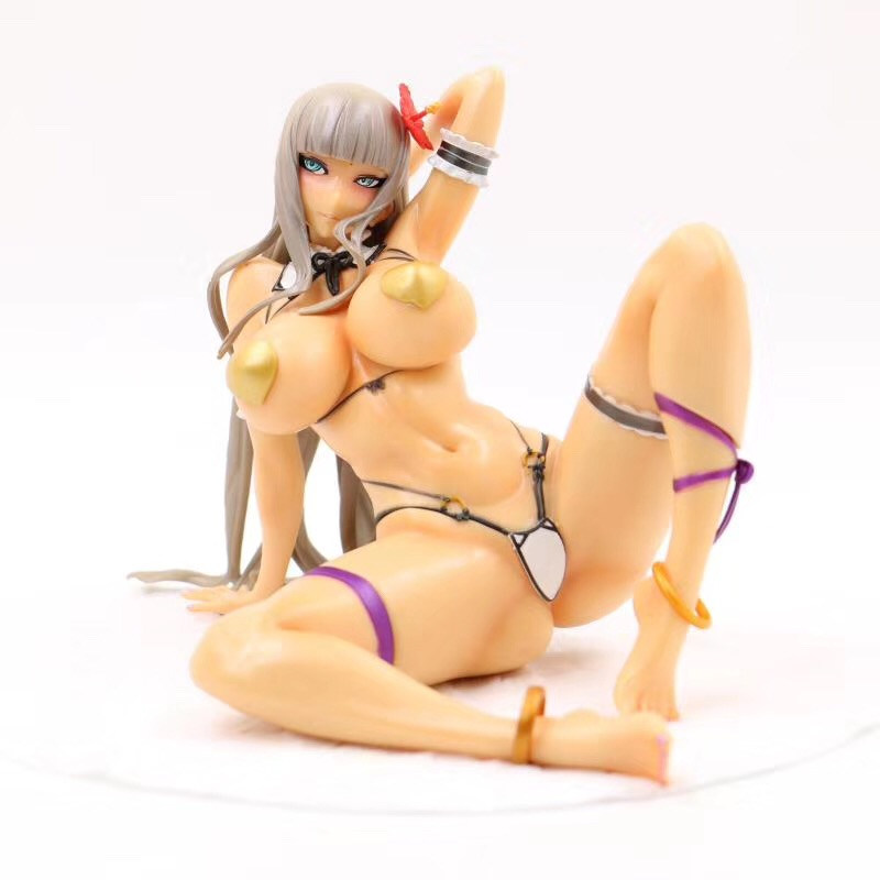 Beautiful Girl Series Anime 1/6 Futanari Melonbooks Sun Kissed Ver PVC Action Figure Sexy Girls Model Toys Christmas Gift(China)