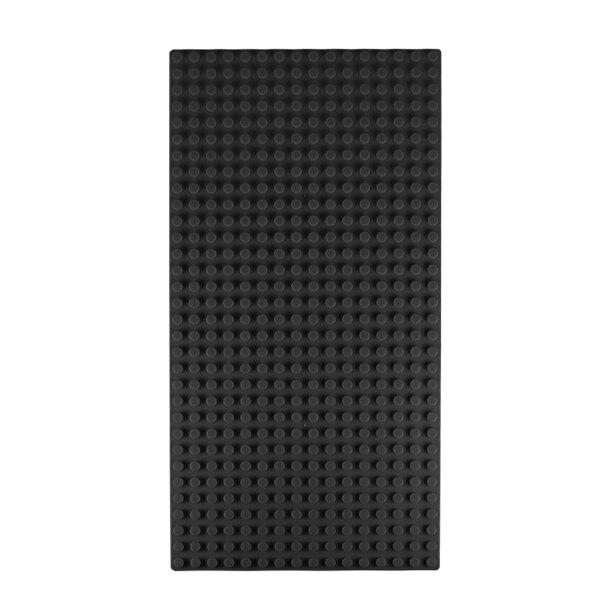 16x32 Black