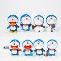 Doraemon A Dream Doraemon  3rd generation 8 hundred towers bouquet cake decoration doll doll ornaments