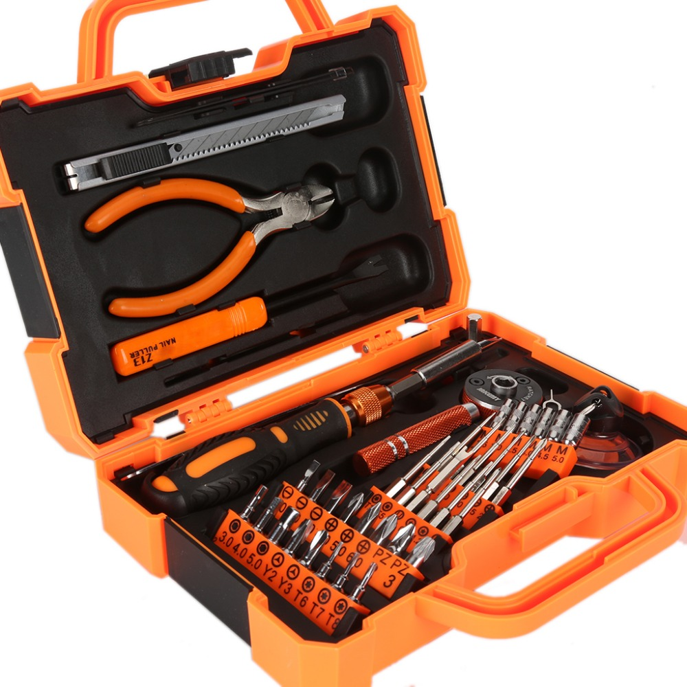 47pcs in 1 Multifunctional Electronic Precision Screwdriver Repair Tools Kit For Household Maintenance Hand Tools Set used original 90% adf maintenance kit 525mfp for hp575 725 775 7500 adf maintenance kit