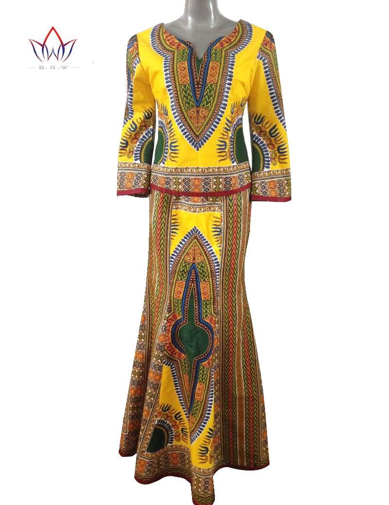 Wholesale Plus Size Clothing Women Full African Skirt