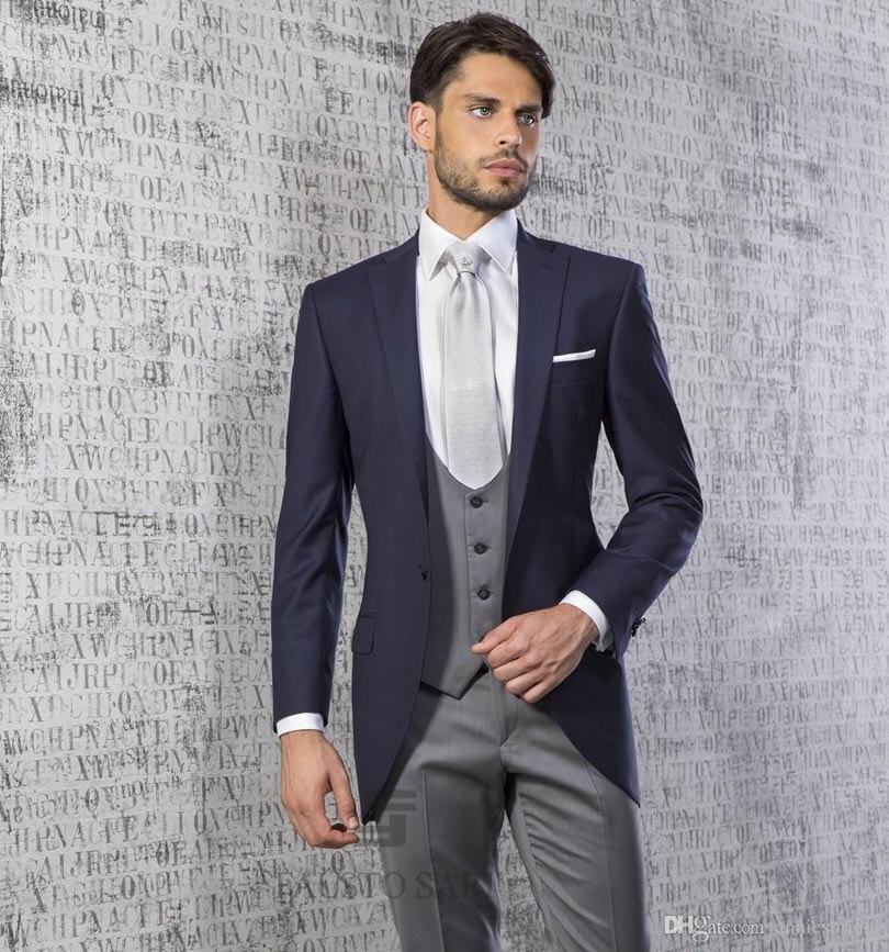 Online Get Cheap Navy Three Piece Suit -Aliexpress.com   Alibaba Group