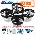 Lo nuevo h36 mini drone jjrc 6 axis rc quadcopters con cabeza modo de una tecla de retorno helicóptero mejor drone jjrc de juguetes para los niños RTF