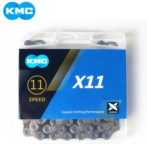 KMC Factory direct 11 speed chain ultra light double X chain x11 x11 93 mtb road