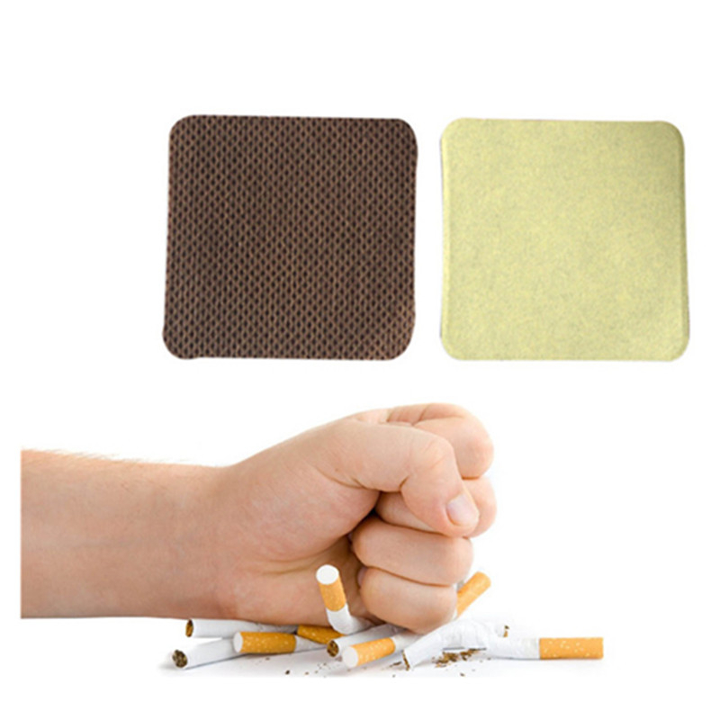 200pcs/lot Stop & Quit Smoking Patch Anti Smoke Patch Natural Ingredient Smoking Cessation Plaster Health Care Therapy