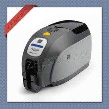 Zebra ZXP3 dual side id card printers with one 800033 340cn YMCKO ribbon