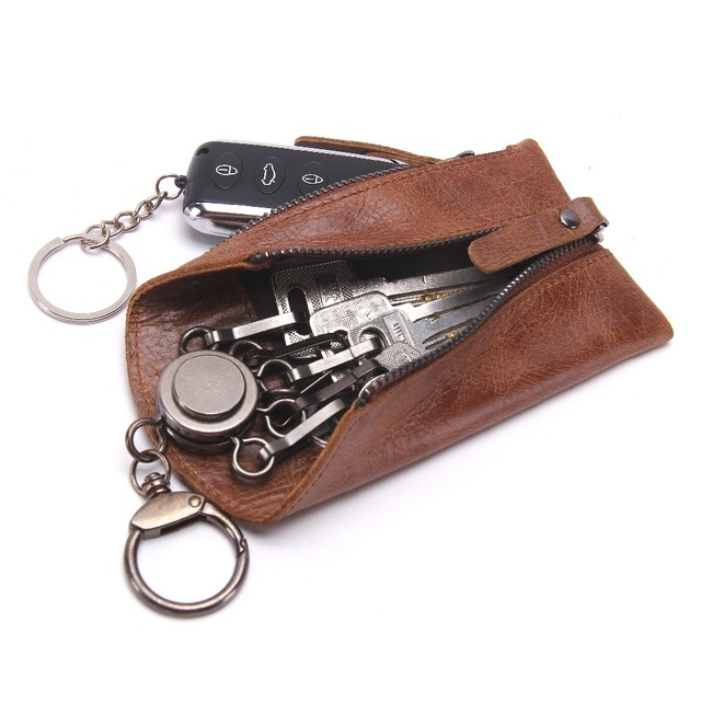 Vintage Key Wallet