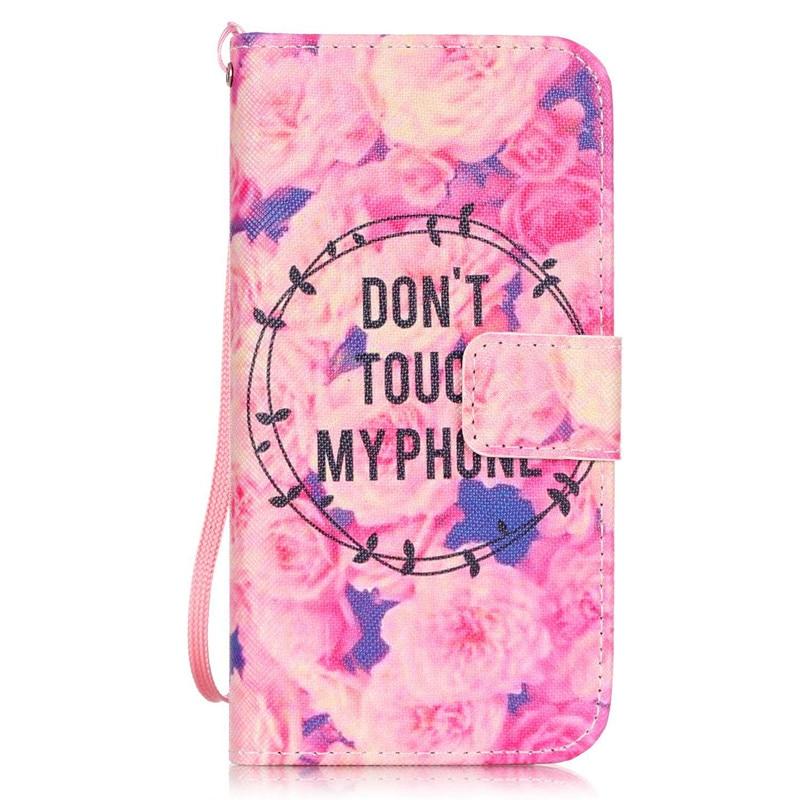 Untuk iphone 7 7 plus new fashion indah bunga menara owl balik kulit - Aksesori dan suku cadang ponsel - Foto 2