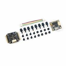 Teeny F4 Pro Controlador de Vôo de Conselho Integrado OSD Blheli_S 4in1 1-2 s Lipo Vôo Controlador ESC para RC corrida Zangão