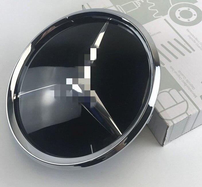 Emblème de voiture Pour Benz Un B C E Classe W204 W205 W213 W218 CLA GLC GLE coupé Voiture Insignes mercedes logo Insigne Ruban Bord Miroir