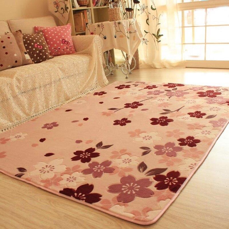 Online Kaufen Großhandel Kirschblüte Teppich Aus China ... Teppich Wohnzimmer Grose