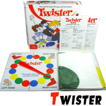 Fun Interactive Game, Twister Moves Game Play Mat Board , Family Party Picnic Fun Outdoor Sports Toys Kids/Children/Friend Game