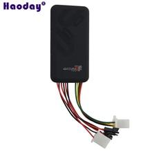 Двухстороннее говоря gps автомобиля трекер GT06 голосового мониторинга устройства со встроенным резервного копирования Батарея более Скорость сигнал тревоги/SOS