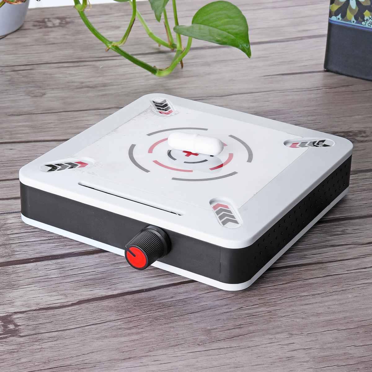 Nuevo mezclador agitador magnético de velocidad de 0-2500RPM 12V 1000 mL, mezclador químico magnético, mezclador de laboratorio para el hogar, equipo de licuadora