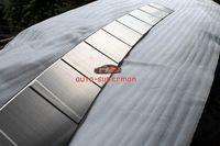Parachoques trasero Protector para Toyota Highlander 2008 de 2009 a 2010|Estilo cromado|Automóviles y motocicletas -