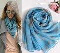 Winter ethnic  Scarves Muslim underscarf cap 100% silk shawls famous foulard brand designer summer hijab scarf bufandas pashmina