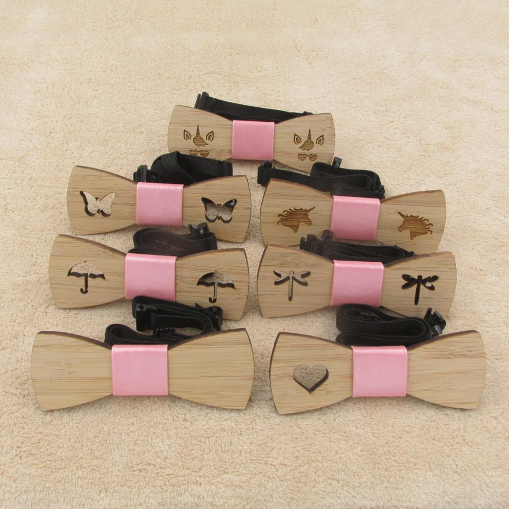 Bambus Holz Fliege Frauen Mädchen Holz Bogen Krawatten Gravatas Corbatas Schmetterling Krawatte Party Krawatten Für Frau Holz Krawatten
