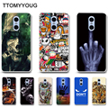 Silicone Cover for Xiaomi Redmi Note 4 Note4 Soft TPU Back Phone Cover Case for Xiaomi Redmi Note 4x Note 4 X Print Shells Bags